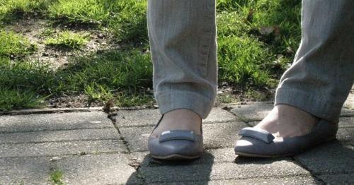 Liv shoe detail