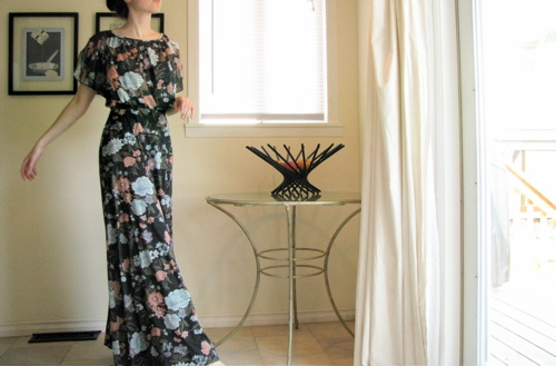 long-black-floral-b4