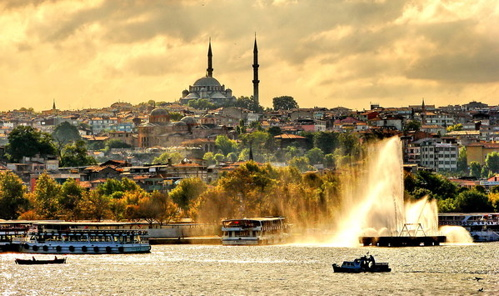turkey-waterfront