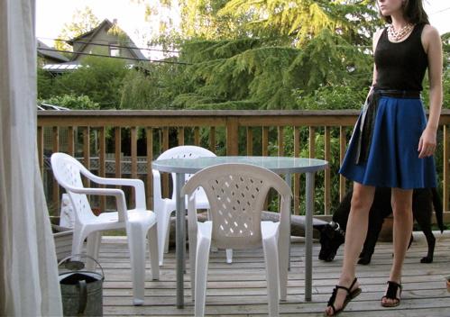 bright-blue-skirt