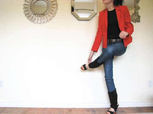 red-jacket-black-t-shirt