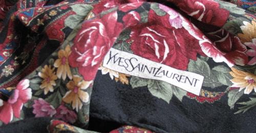 vintage-ysl-scarf