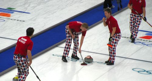 curling-team-norway