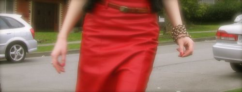 vintage-red-leather-skirt1