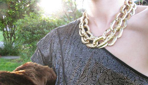 faux-gold-vintage-necklaces
