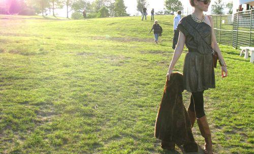 vintage-one-shouldered-dress