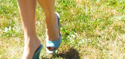 blue-wedge-shoes