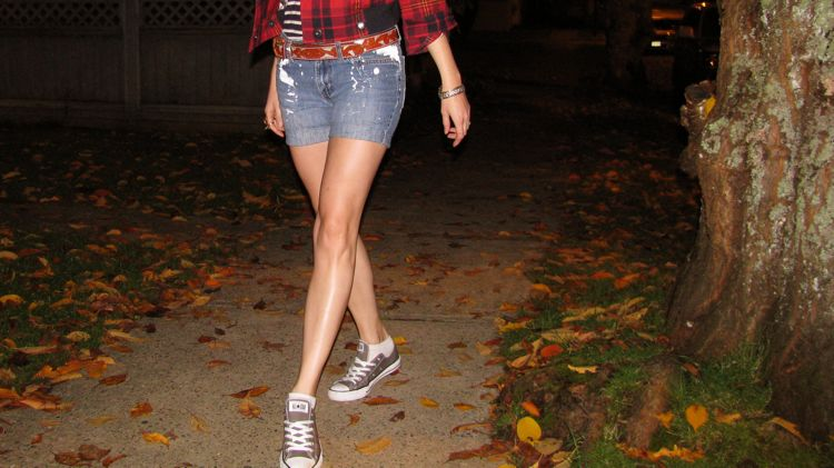 jean-paint-splatter-shorts