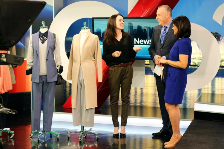 Kelsey Dundon Global Television Spring Trends 2