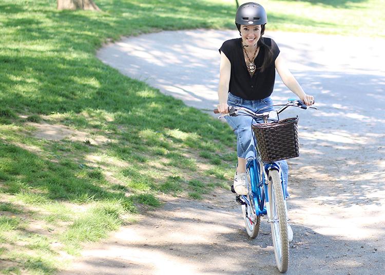 KD bike ride