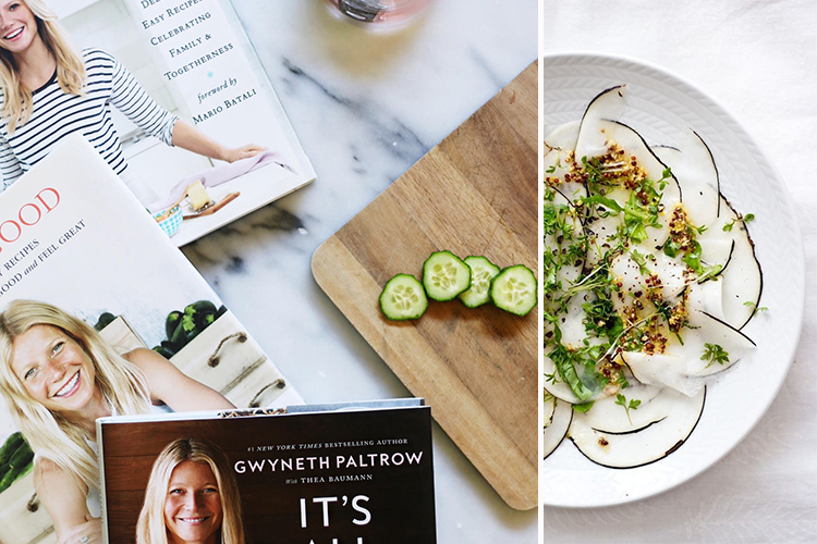 Goop cookbooks
