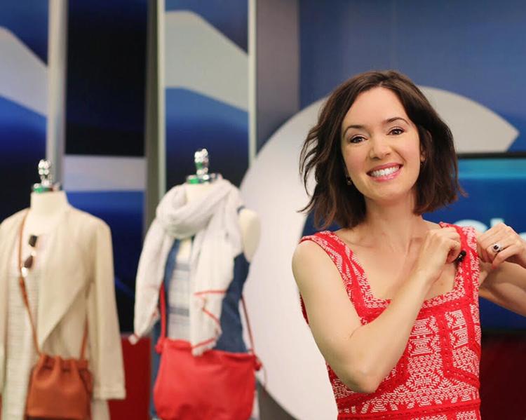 Kelsey Dundon at Global Television