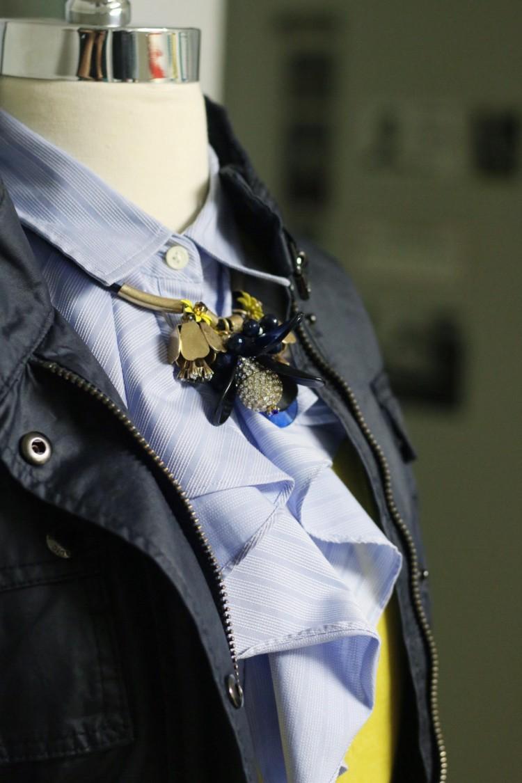 Outfit closeup